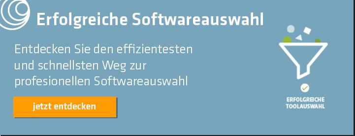 Auswahl einer Projektmanagementsoftware